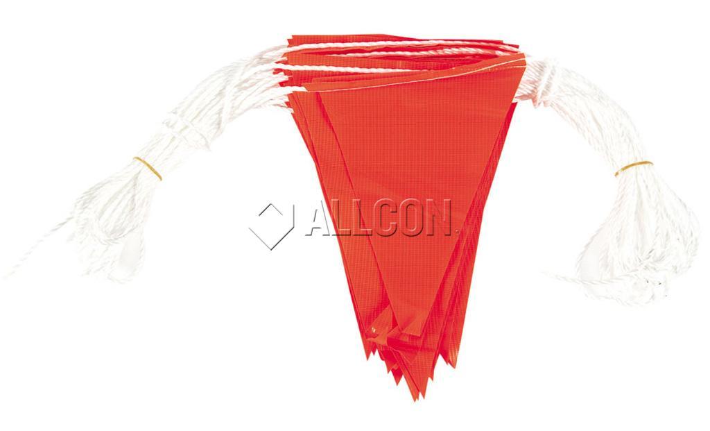 BUNTING – Orange 30m Roll