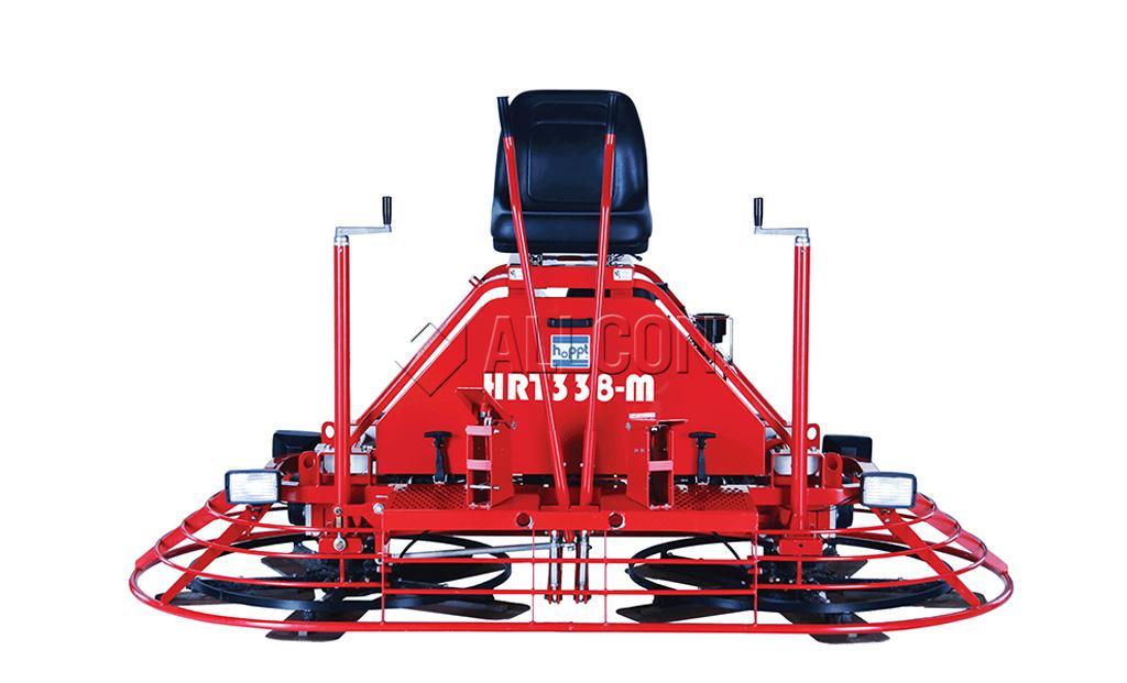 RIDE ON TROWEL – Hoppt HRT338M 35HP 46″ 5 Blade