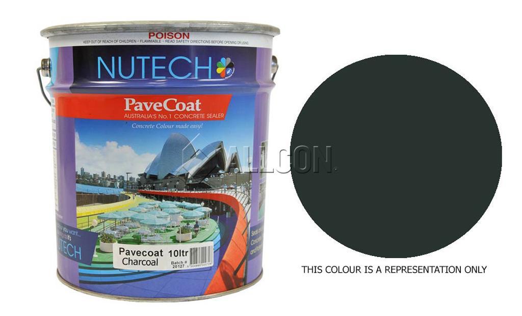 SEALER – Pavecoat Charcoal 10lt