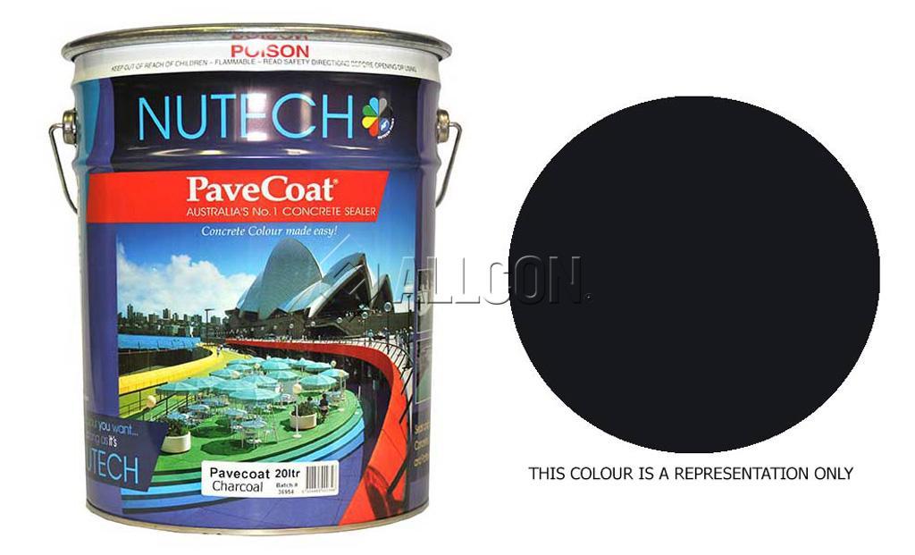 SEALER – Pavecoat Charcoal 20lt