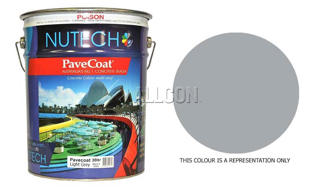SEALER – Pavecoat Light Grey 20lt