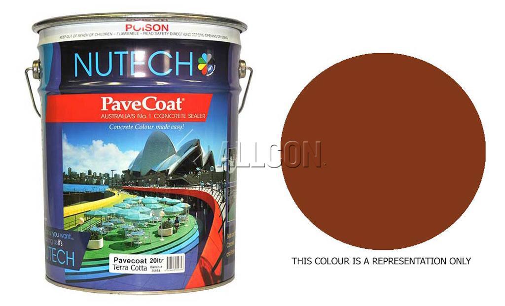 SEALER – Pavecoat Terracotta 20lt