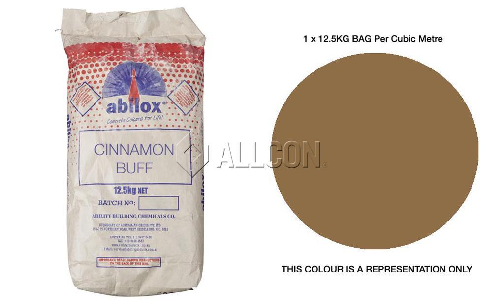OXIDE – Abilox Cinnamon Buff 12.5kg
