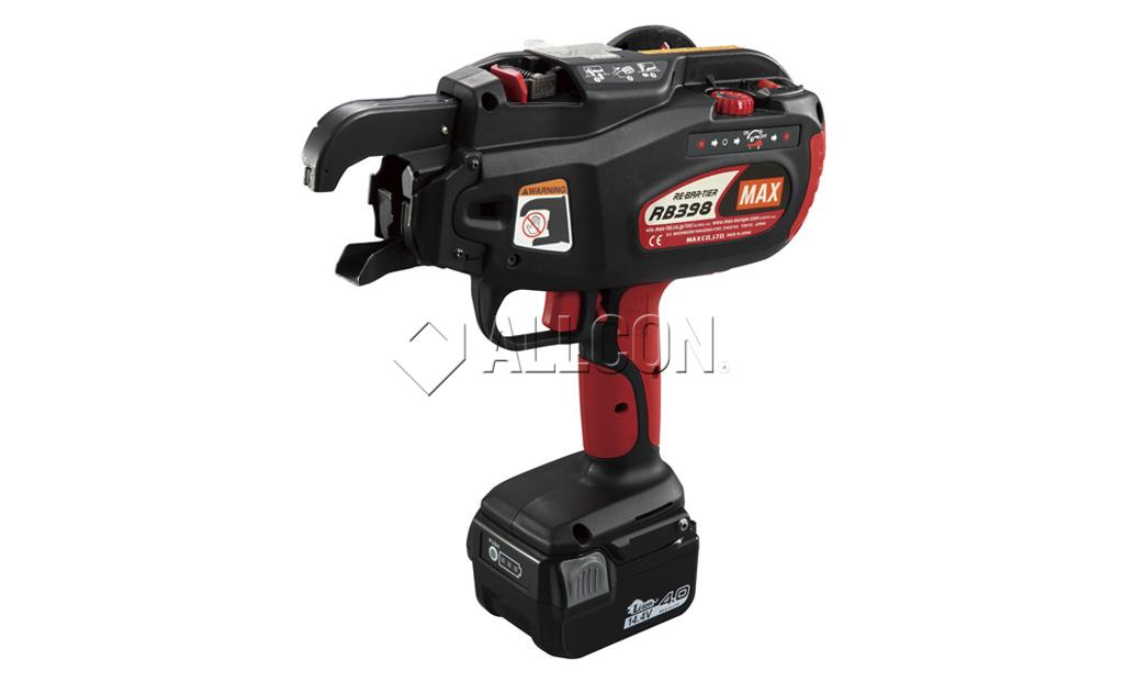 REBAR TIER – Max RB398 14.4V Li-ion  c/w Battery and Charger