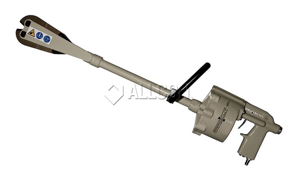 REBAR CUTTER – Rapidcut 10L Pneumatic Cutter