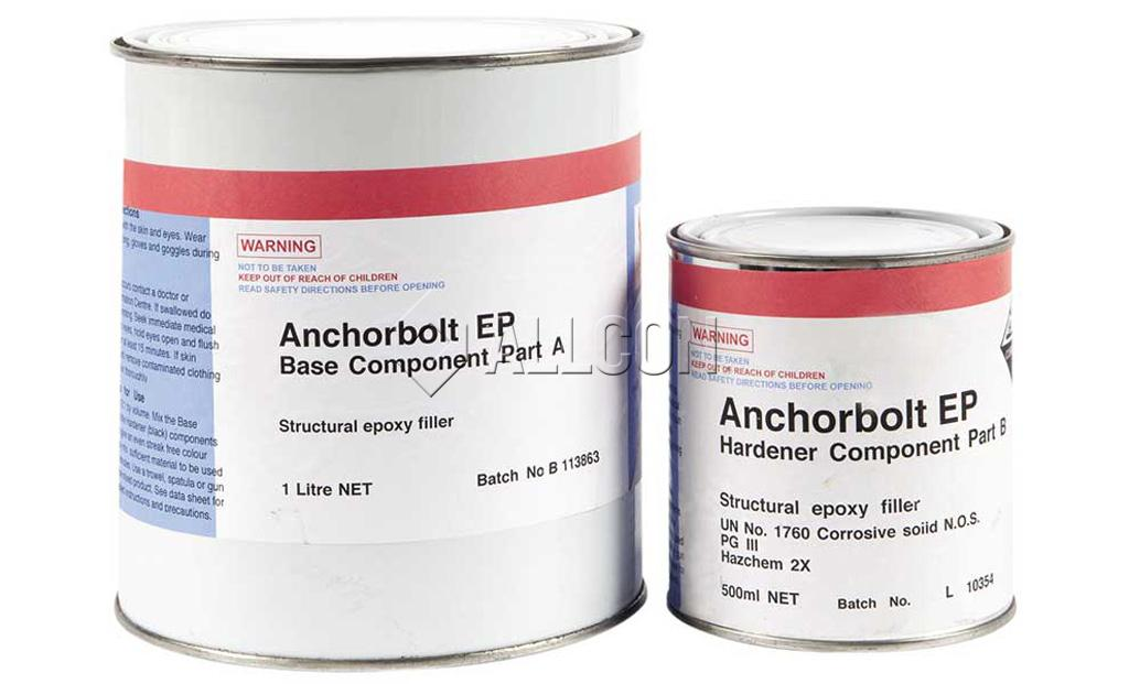 Epoxy Mortars