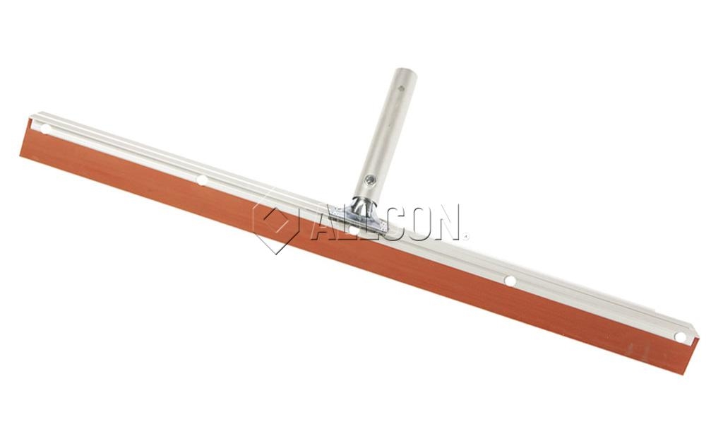 SQUEEGEE – Red Rubber Aluminium Back Head Only 36″/900mm